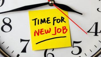 Jak často měnit práci