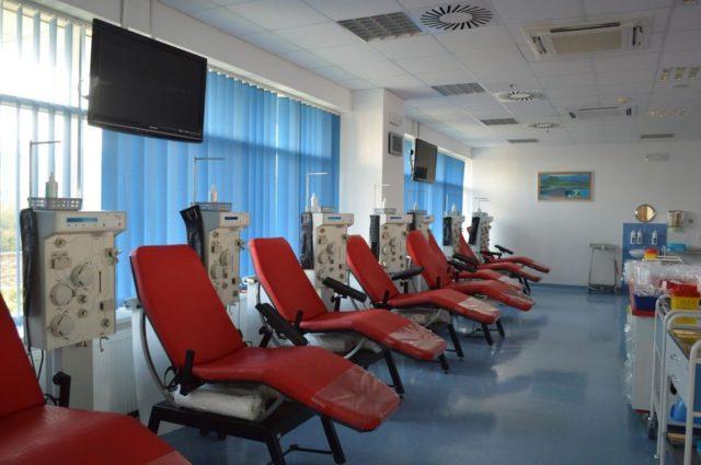 Darování krevní plasmy