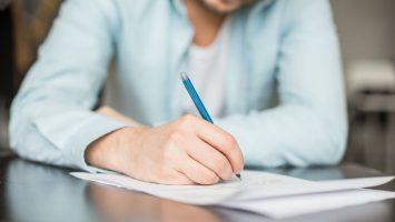 Jak napsat formální dopis u maturity