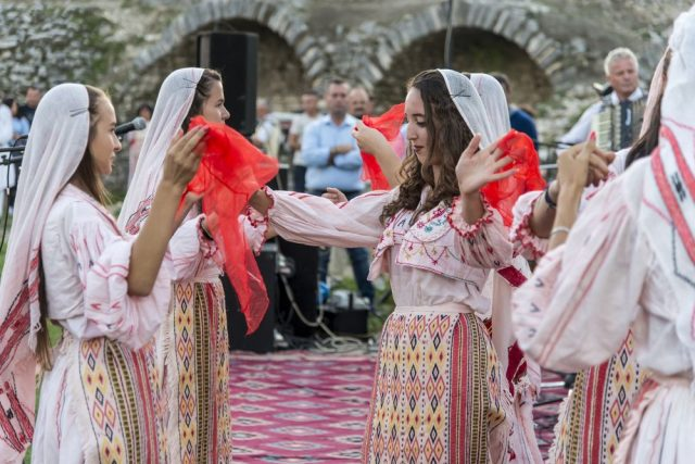 Berat, Albánie
