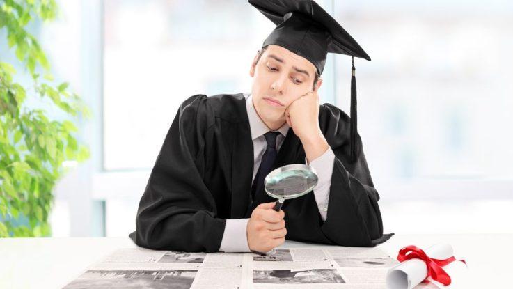 Jak najít po škole práci