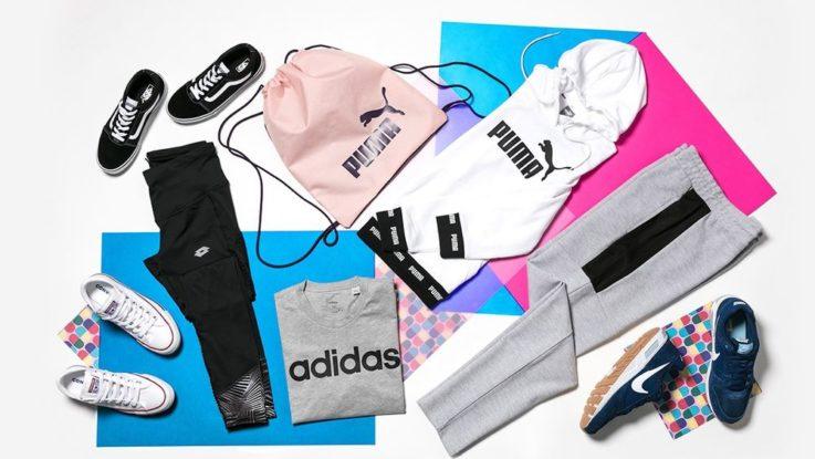 Sportovní oblečení