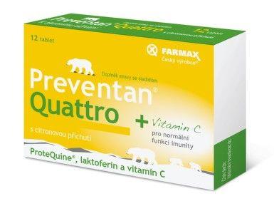 Podpora imunity Preventan