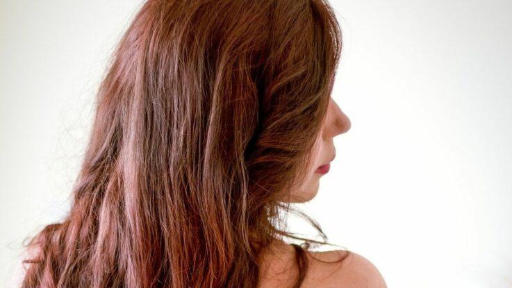 Šampon na růst vlasů
